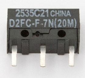 OMRON D2FC-F-7N(20M) Mikroschalter