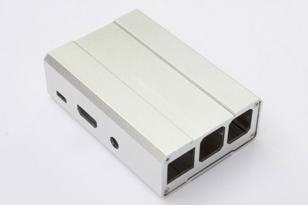 Aluminium Gehäuse